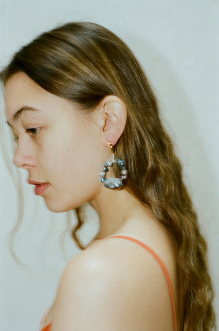 Wald Vision Of Love Earring