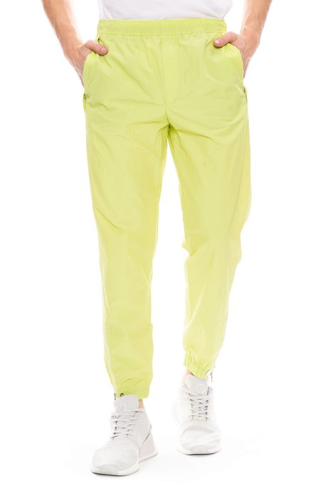 Tim Coppens Staple Jogger Pant - Acid Yellow