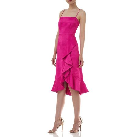 Amur Ashley Dress - PINK