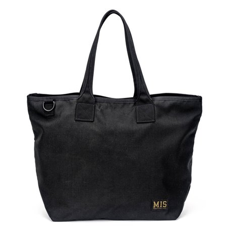MIS Tote Bag - Black