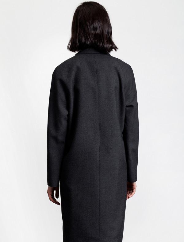 Lemaire Suit Coat Slate