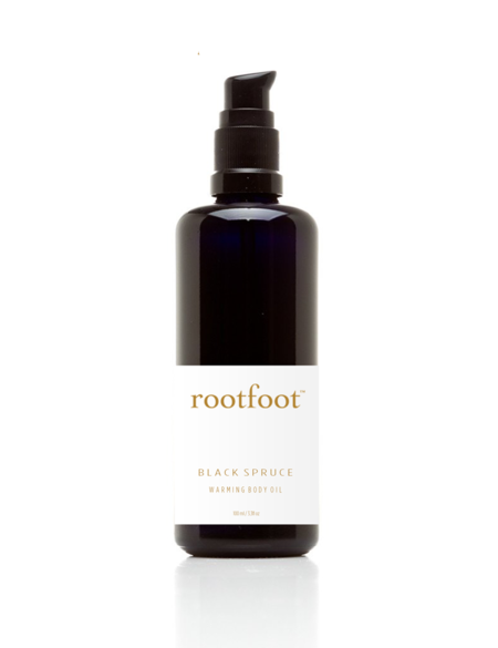 Rootfoot Black Spruce Body Oil