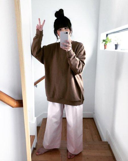 Unisex Can Pep Rey Classic Japanese Cotton Sweater - Emine