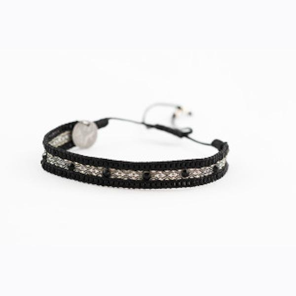 Kutula Kiss Peace Bracelet