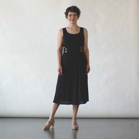 Field Day Brigid Dress - Black