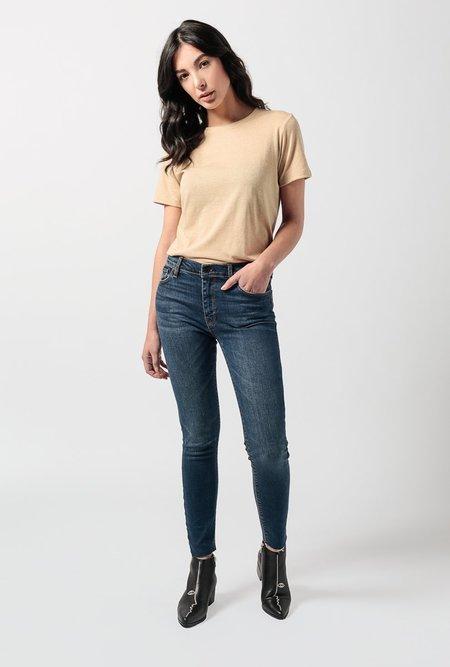 Hudson Jeans Barbara High Waist Super Skinny Jean - Vagabond