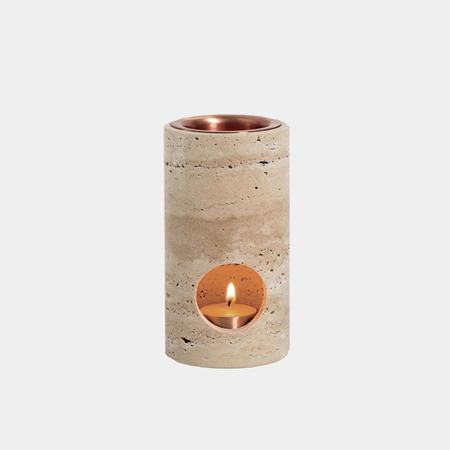 addition studios synergy oil diffuser - Travertine
