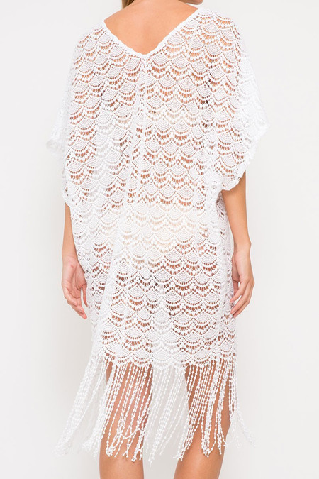 EBERJEY BOHEMIAN BRIDE FREYA COVER-UP