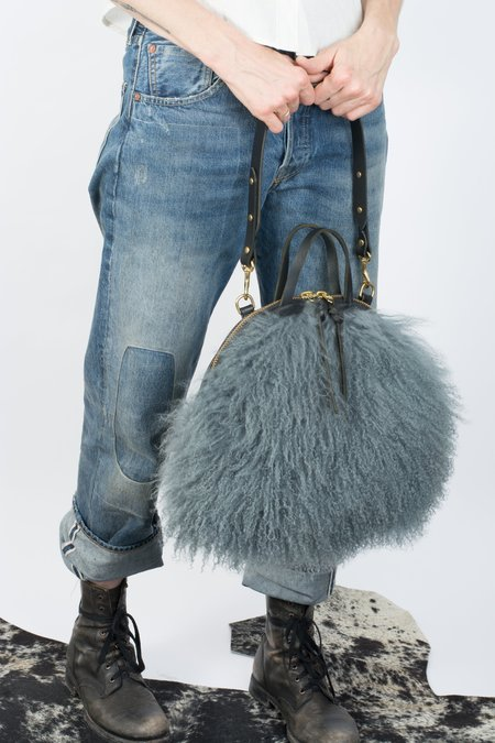 Eleven Thirty Shop Anni Large Shoulder Bag - Mongolian Blue