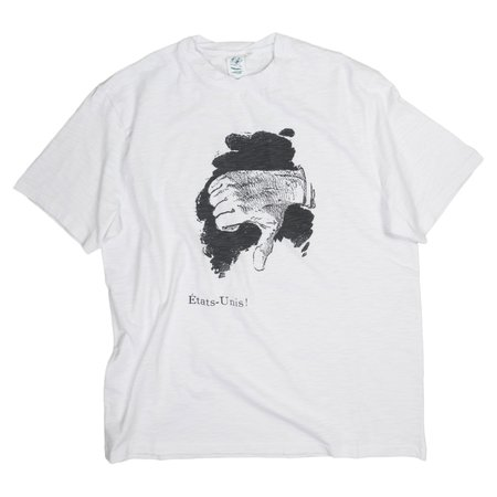 Garbstore Etats Unis Tee Shirt - White