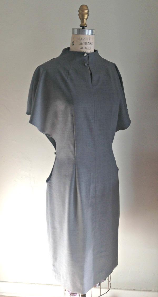 Lara Presber Funnel Neck Dress