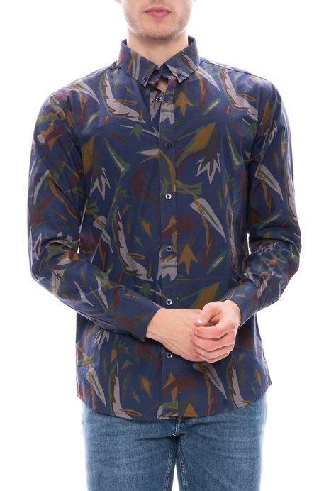 Thinking MU Terra Noelia Portilla Shirt - Abstract Pattern