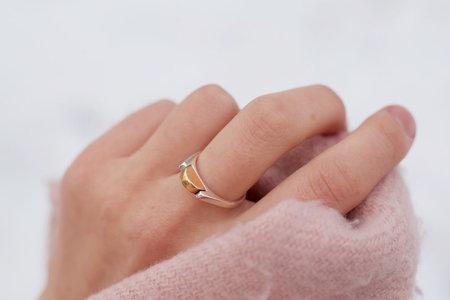 NEAL Jewelry Brandt Ring