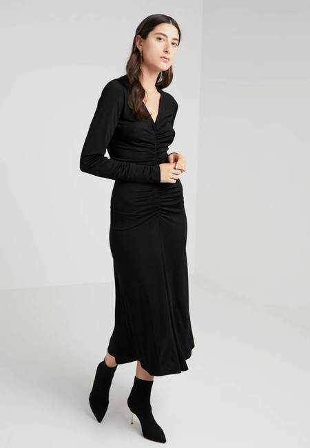 By Malene Birger Lurara Dress - BLACK