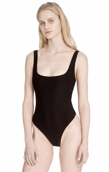 Alix NYC Mott Bodysuit - Black