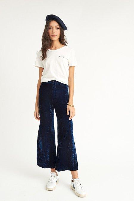 Colorant High Waisted Pants - Indigo