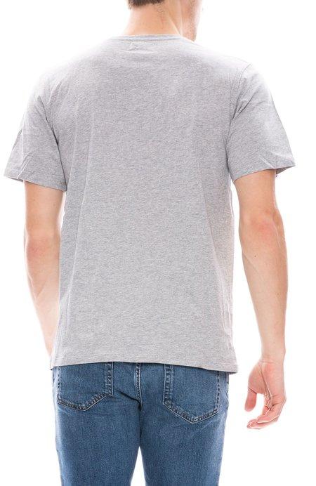 Saturdays Surf NYC Deco T-Shirt - Ash Heather