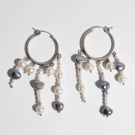 Unearthen Jewelry Hoop Earrings