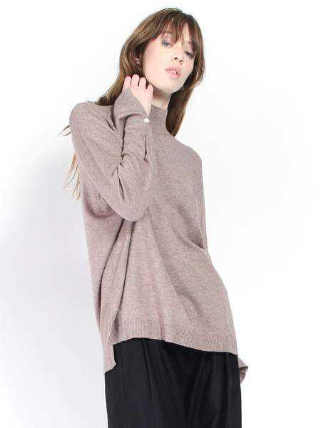 Hope Rio Sweater - Brown