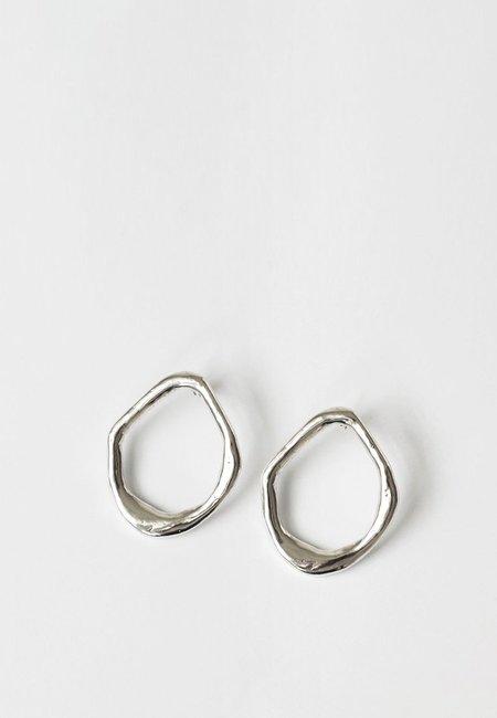 BY NYE Aphrodite Earrings - Silver