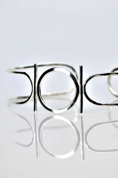 TIN HAUS Shen Bracelet - Silver