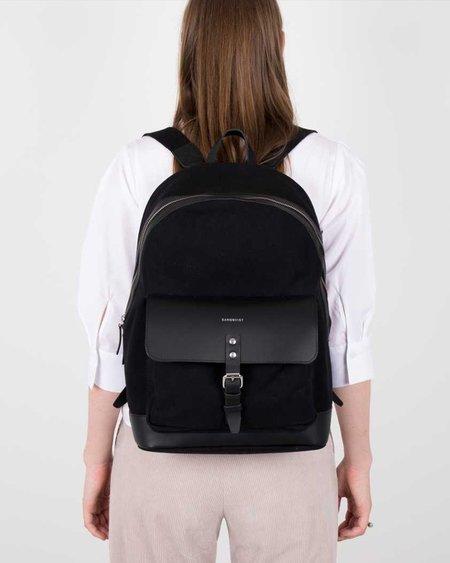 Sandqvist Andor Backpack - Black/Black