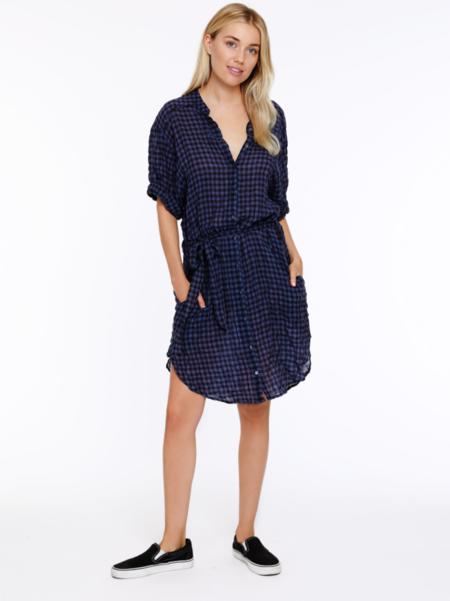 Xirena Campbell Dress - Navy