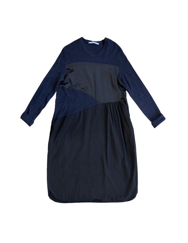 Elsa Esturgie MISMATCHED DRESS
