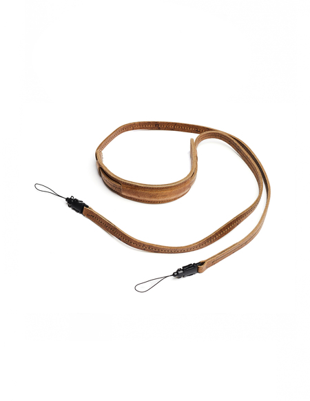 Hender Scheme Oak Leather Camera Strap
