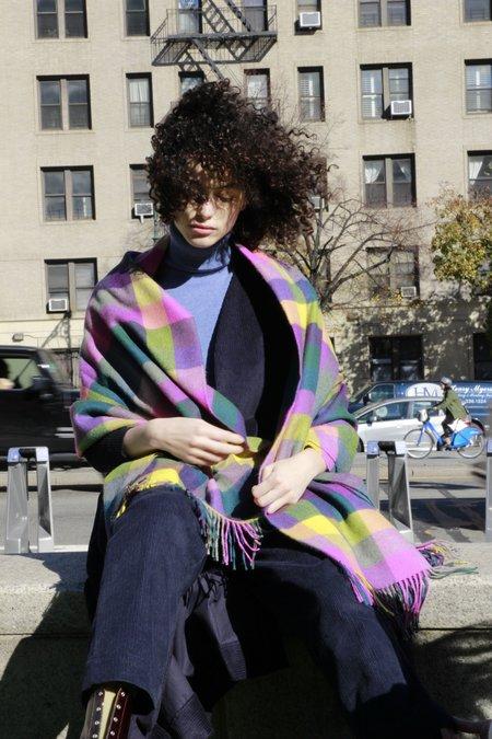 Ajaie Alaie Rwana Blanket Scarf - Candy