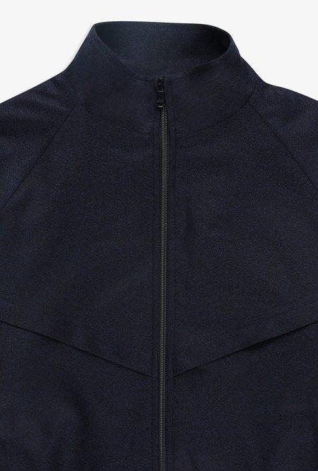 Coltesse Track Jacket - Black Blue