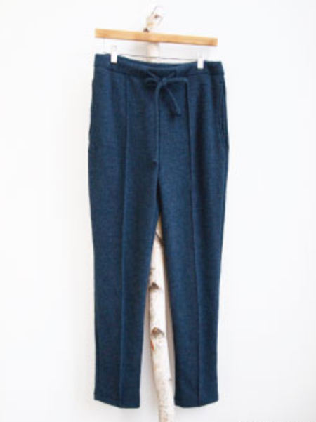 Via Spare Wool Pants