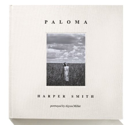 HARPER SMITH PALOMA SIGNED COFFEE TABLE BOOK