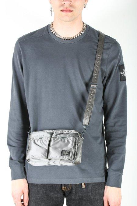 Porter Tanker Shoulder Bag - Grey