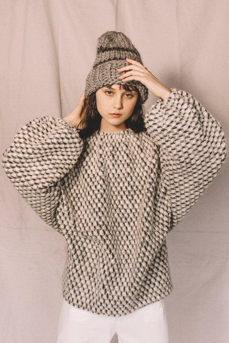 Nahanni Arntzen Sweater- Polka Dot