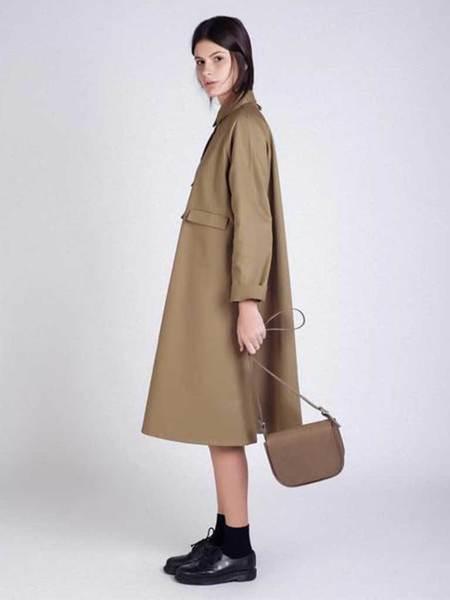 Kate Sheridan Mini Frame Bag - Putty
