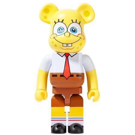 Kids Medicom Toy BE@RBRICK 1000% SpongeBob