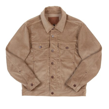 Freenote Cloth Freenote Classic Denim Jacket - Corduroy