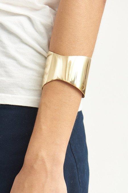 SOKO Organic Flex Cuff - Brass