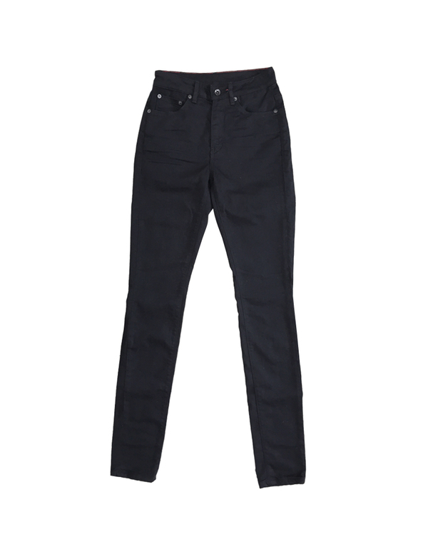 RALEIGH HAYWOOD SKINNY - BLACK RINSE