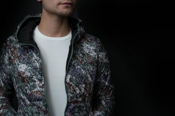 Yerse Unisex Padded Jacket