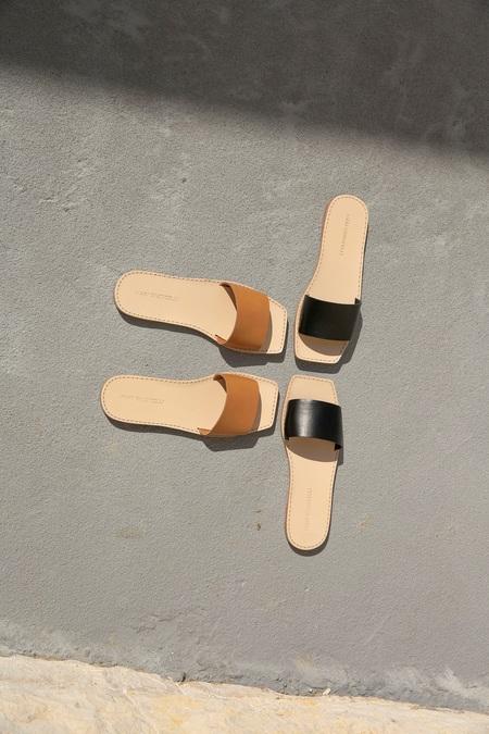 Mari Giudicelli Porto Sandal - Black