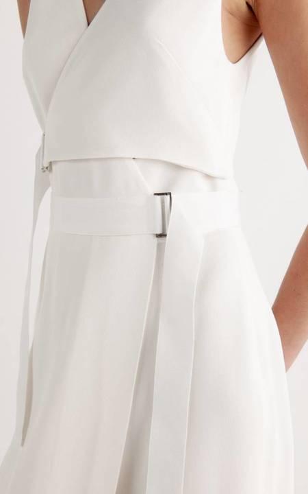 Dion Lee Holster Dress - Ivory