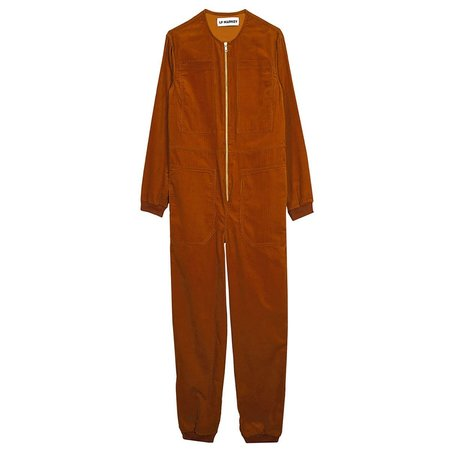 281d3ed9c94 ... LF Markey Finlay Corduroy Boilersuit - Chestnut