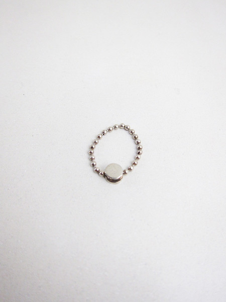 Kat Seale Ball Chain Ring
