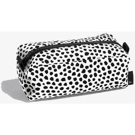 Wrong X Hay Wash Bags - White/black dots