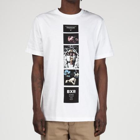 Born x Raised Being Watched T-shirt - White