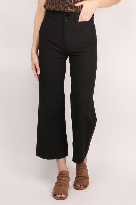 Apiece Apart Merida Pant - BLACK