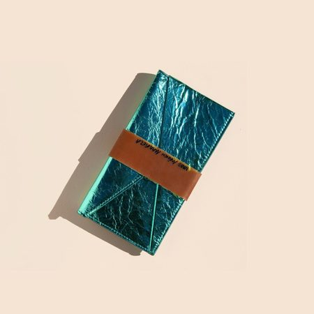 MM6 Cash Holder - Turquoise