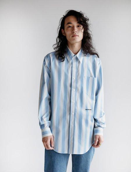 Calvin Klein Uniform Stripe Shirt - Multicolour